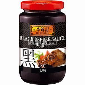 sauce poivre noir lkk 350g