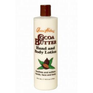 creme corps au beurre de cacao 454gr queen helene