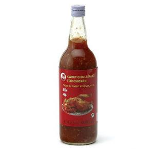 sauce piment doux poulet 800gr cock