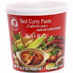 pate de curry rouge 1kg