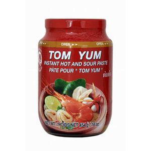 pate preparation pour tum yum 454gr