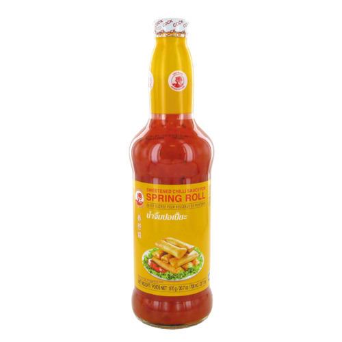 sauce sucree epicee pour nems cock 700ml