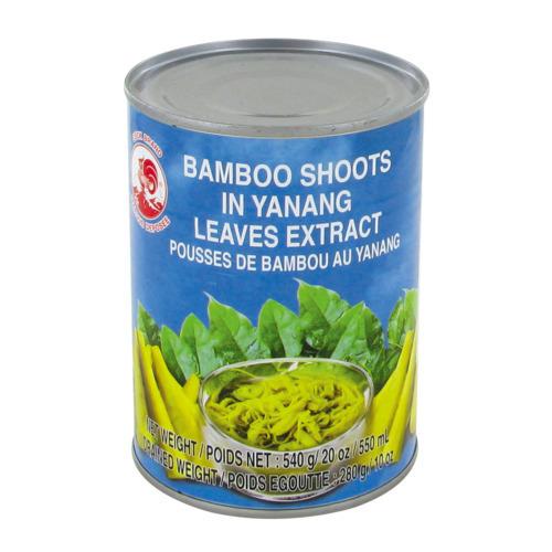 pousses de bambou au yanang cock 540g