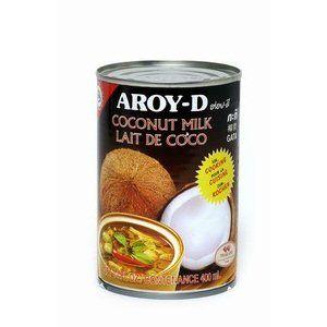 lait coco cuisine aroy-d 400ml