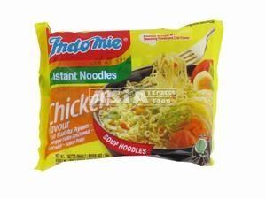 soupe indomie poulet 70g halal