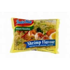 indomie soup crevette 70gr halal