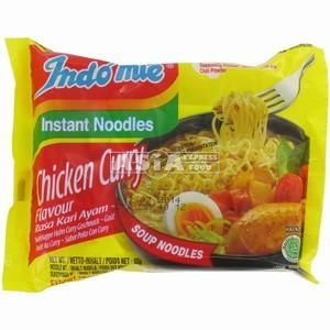 indomie soup poulet curry 80gr halal