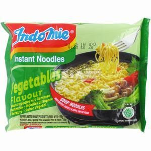 soupes indomie legumes 80g