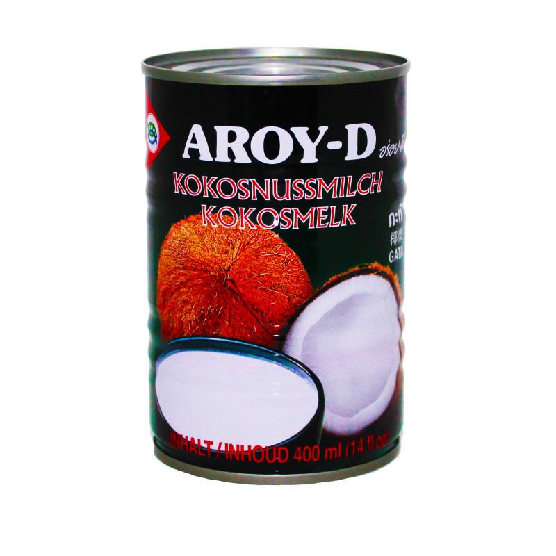lait de coco 400ml aroy-d