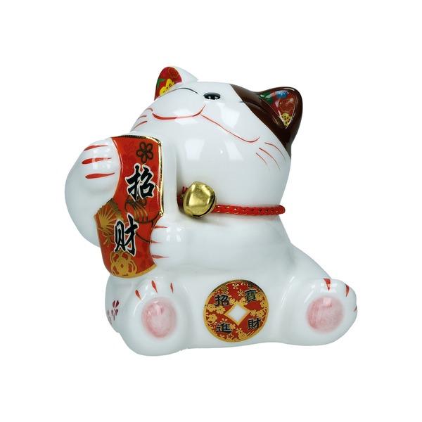 plutus chat en céramique b 9cm