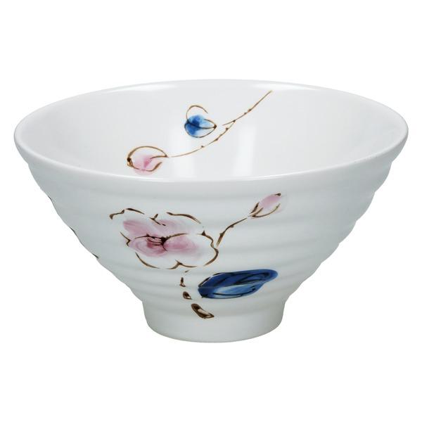 bol style coreen ceramique fleur de prunier 12.3cm