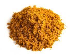 curry doux  indien moulu 100gr
