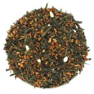 thé genmaïcha japonais m.i.j 100 g