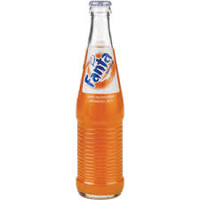 fanta orange 60cl