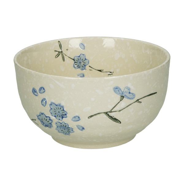 bol japonais ceramique flocons de neige 11cm