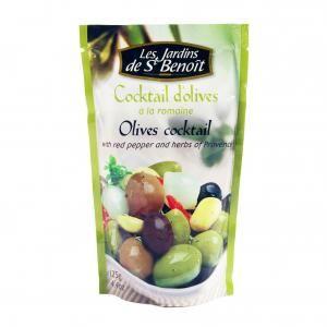 coktail d'olives à la romaine