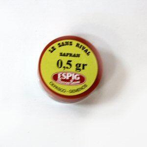 safran pur moulu 0.4g