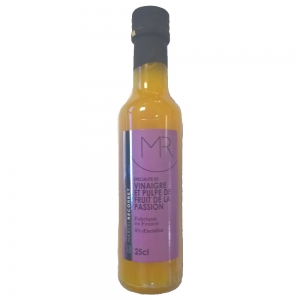 vinaigre pulpe fruit de la passion 25cl