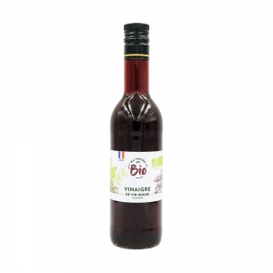 vinaigre de vin bio ma pincée bio bouteille 50cl