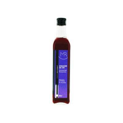 vinaigre de vin rouge échalote 50cl