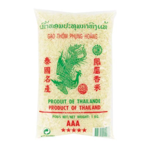 1kg riz thai parfumé phoenix aaa