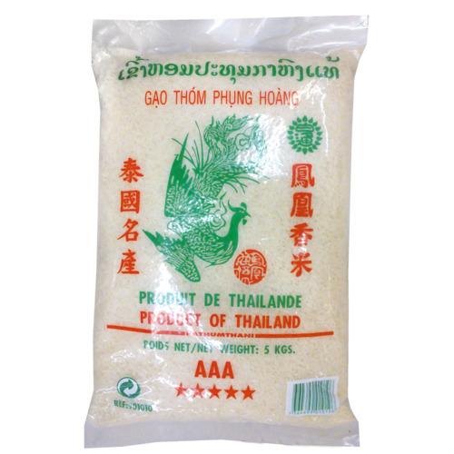 riz parfumé thom phung hoang 5kg