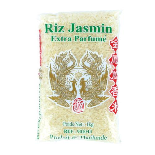riz parfumé jasmin oiseaux celestes 1kg