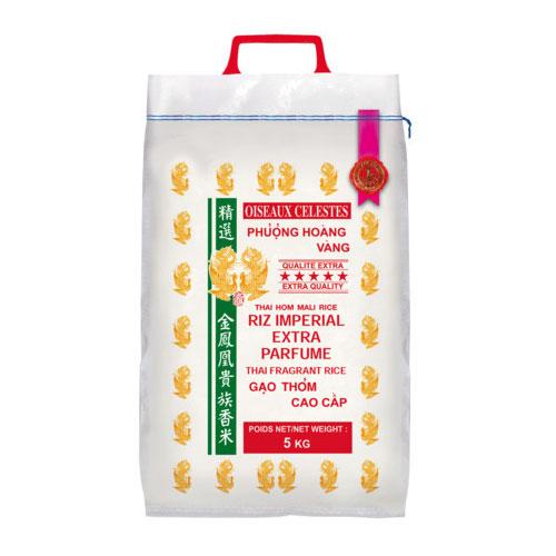 5kg riz parfumé oiseaux celestes 2021