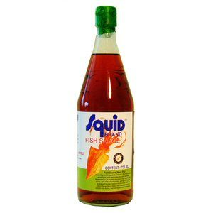 sauce poisson calamar 725ml squid