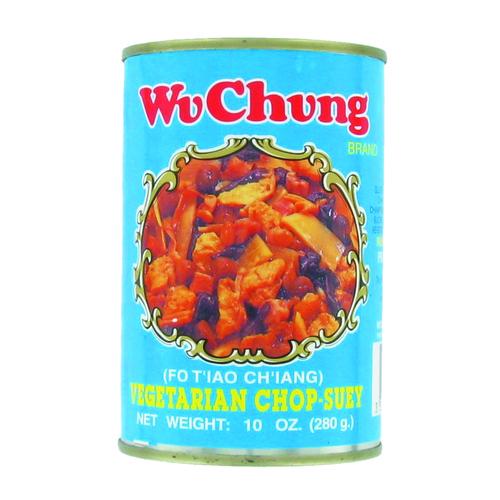 chop-suey vegetarien gluten champignons et bambou