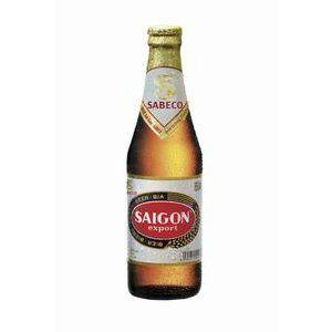 biere saigon vietnam export 35.5cl 4.9%