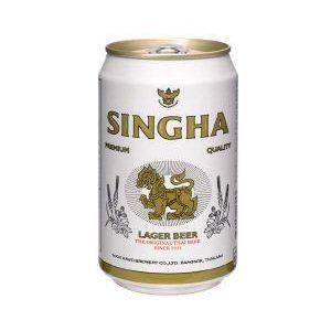 biere  singha 33 cl en cannette/premium