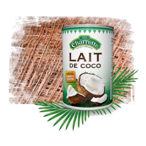 lait de coco charrette 400ml