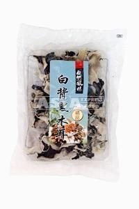 champignon seche  noir et blanc 80g
