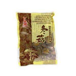 champignon parfumé shitake 100gr
