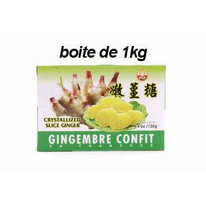 gingembre 1kg psp