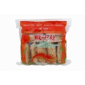 nouilles de blé saveur crevette fine 454gr wing man