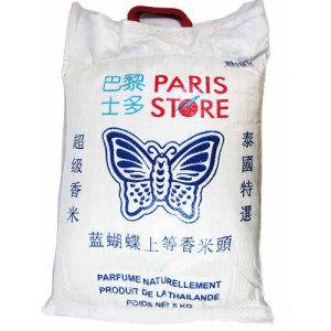 5kg riz parfume golden butterfly