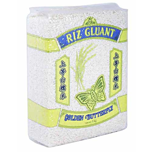 riz gluant golden butterfly 1kg