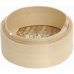 panier a vapeur en bambou 6.5''