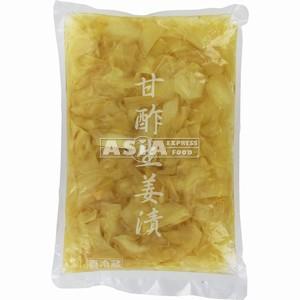 gingembre en saumure blanc 1.5 kg