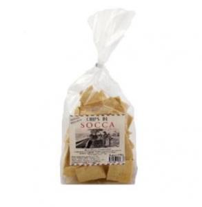 chips de socca paquet 120g