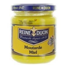 moutarde au miel 220gr