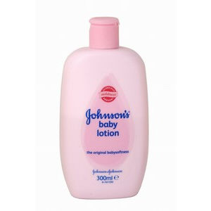 creme de corps baby lotion 300ml johnson's