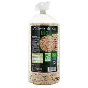 galettes de riz bio paquet 100g