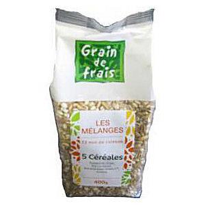melange 5 cereales 400gr