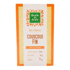 couscous fin grain de frais 1kg