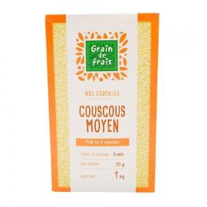 couscous moyen grain de frais 1kg