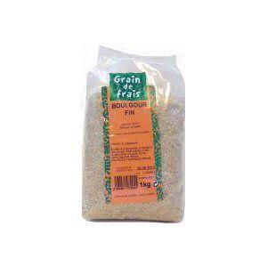 boulgour fin grain de frais 1kg