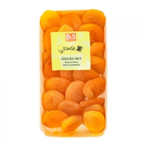 abricots secs n°2 ravier 200g b&s
